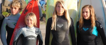 Half Moon Bay Surf Team Speaks