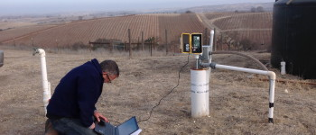 Drought dowsing goes hi-tech