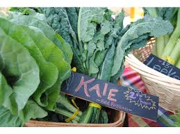 Kale at Pescadero Farmer's Market